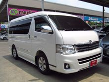 2013 Toyota Ventury (ปี 05-16) G 2.7 AT Van