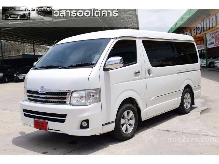2012 Toyota Ventury G Van