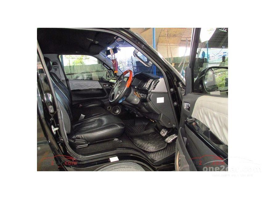 2010 Toyota Ventury G Van
