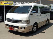 2010 Toyota Ventury (ปี 05-16) V 2.7 AT Van