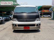 2009 Toyota Ventury (ปี 05-16) V 2.7 AT Van