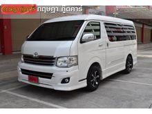 2013 Toyota Ventury (ปี 05-16) V 2.7 AT Van
