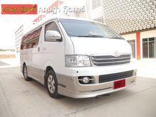 2011 Toyota Ventury (ปี 05-16) V 2.7 AT Van