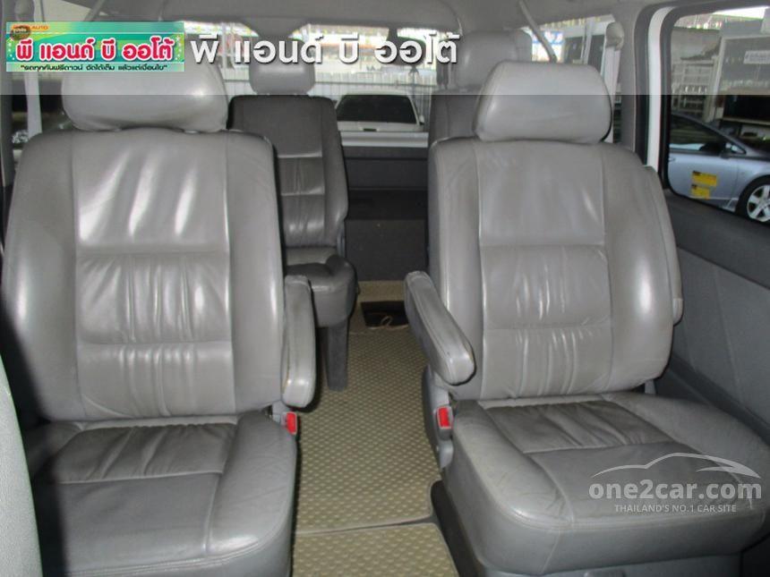 2008 Toyota Ventury V Van