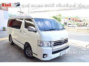 2014 Toyota Ventury 3.0 (ปี 05-16) V Van AT