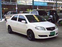 2006 Toyota Vios (ปี 02-07) E IVORY 1.5 AT Sedan