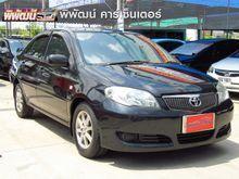2005 Toyota Vios (ปี 02-07) E IVORY 1.5 AT Sedan