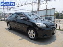 2007 Toyota Vios (ปี 07-13) E 1.5 AT Sedan