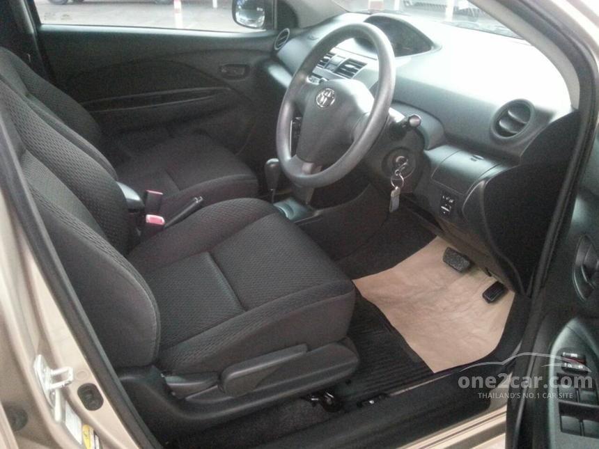 2010 Toyota Vios E Sedan