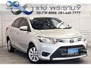 2016 Toyota Vios 1.5 (ปี 13-17) E Sedan