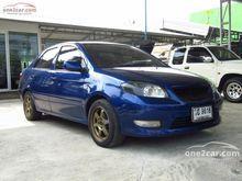 2003 Toyota Vios (ปี 02-07) E 1.5 AT Sedan
