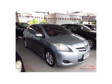 2008 Toyota Vios (ปี 07-13) E 1.5 AT Sedan