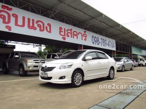 2012 Toyota Vios 1.5 (ปี 07-13) E Sedan AT