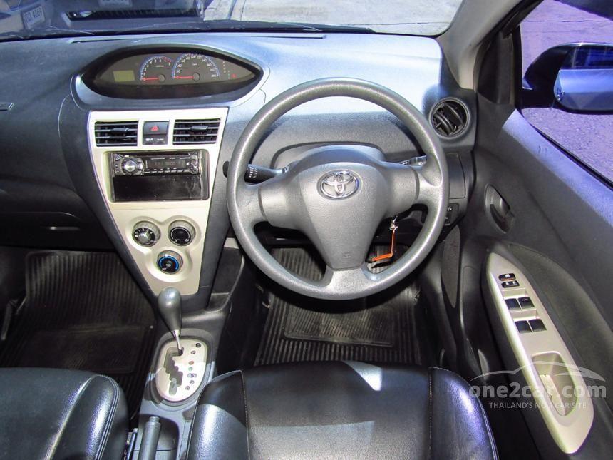 2008 Toyota Vios E Sedan