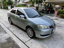 2007 Toyota Vios (ปี 02-07) E 1.5 AT Sedan