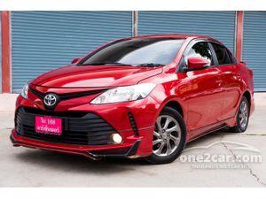 2017 Toyota Vios 1.5 (ปี 13-17) E Sedan AT