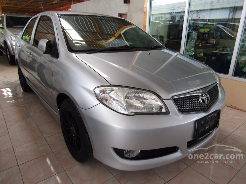 2006 Toyota Vios E Sedan