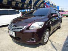 2010 Toyota Vios (ปี 07-13) E 1.5 AT Sedan