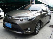 2015 Toyota Vios (ปี 13-17) E 1.5 AT Sedan