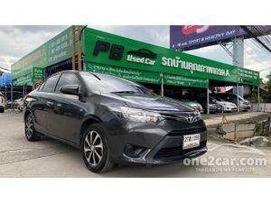 2013 Toyota VIOS 1.5 (ปี 13-17) E Sedan AT