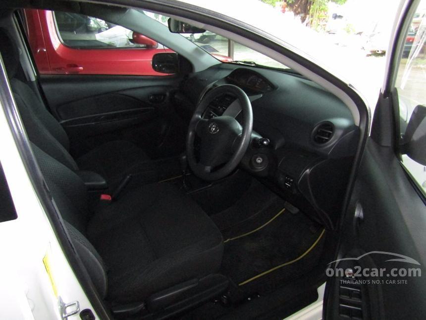 2011 Toyota Vios E Sedan
