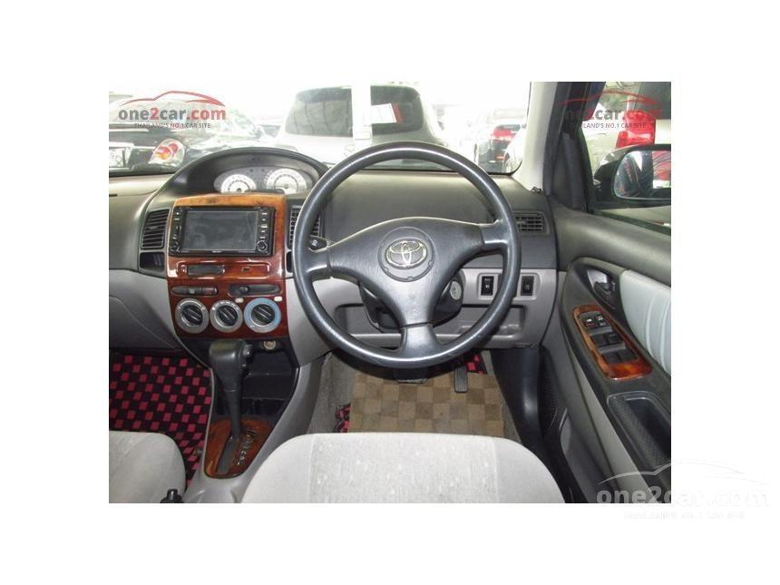 2004 Toyota Vios E Sedan