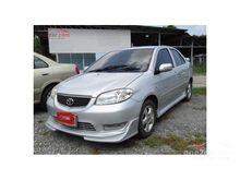 2005 Toyota Vios (ปี 02-07) E 1.5 AT Sedan