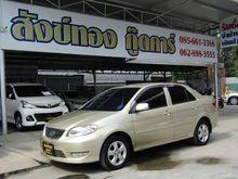 2005 Toyota Vios (ปี 02-07) E 1.5 MT Sedan