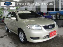 2004 Toyota Vios (ปี 02-07) E 1.5 MT Sedan