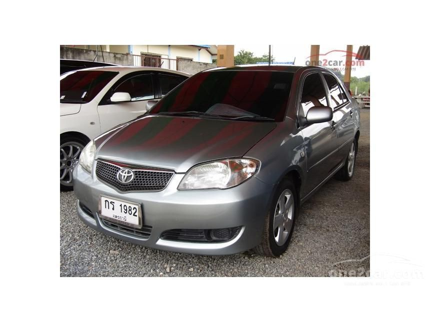 2006 Toyota Vios E Sedan