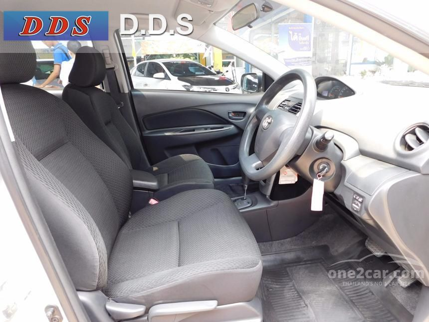 2012 Toyota Vios E Sedan