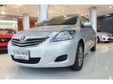 2013 Toyota Vios (ปี 07-13) E 1.5 AT Sedan