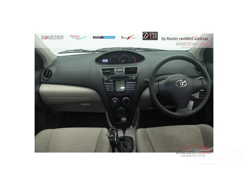 2009 Toyota Vios E Sedan