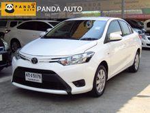 2015 Toyota Vios (ปี 13-17) E 1.5 MT Sedan