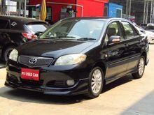 2006 Toyota Vios (ปี 02-07) E 1.5 AT Sedan