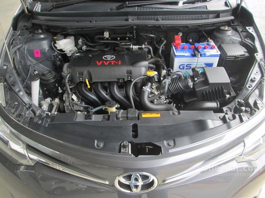 2014 Toyota Vios E Sedan