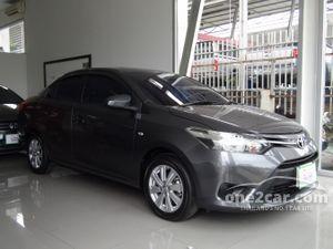 2014 Toyota Vios 1.5 (ปี 13-17) E Sedan AT