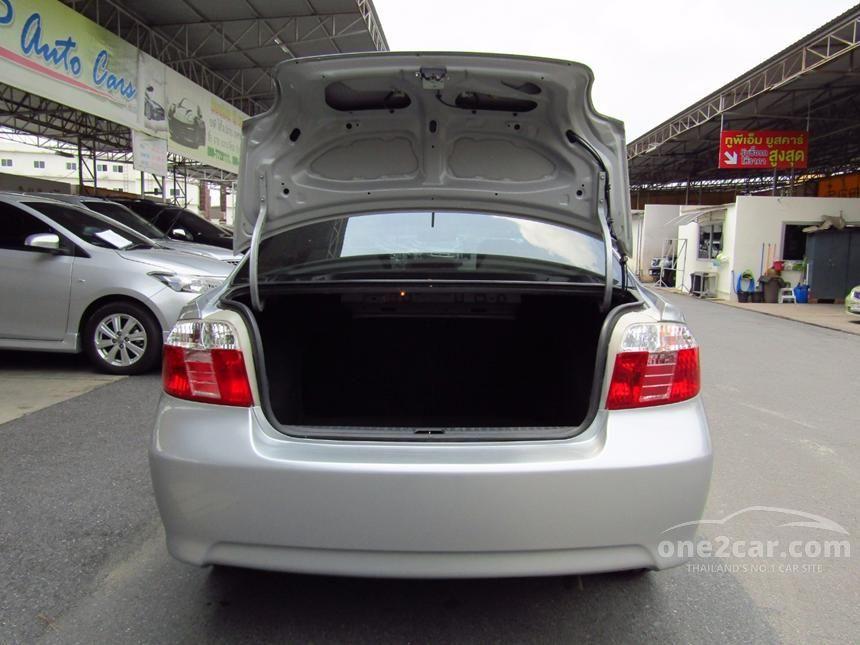 2007 Toyota Vios E Sedan