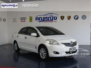 2011 Toyota Vios 1.5 (ปี 07-13) E Sedan AT