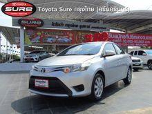 2013 Toyota VIOS (ปี 13-17) E 1.5 AT Sedan