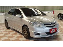 2007 Toyota Vios (ปี 07-13) E 1.5 MT Sedan