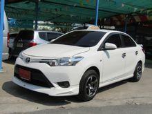 2013 Toyota Vios (ปี 13-17) E 1.5 MT Sedan