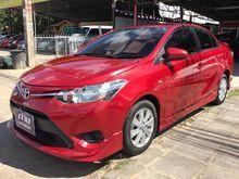 2014 Toyota Vios (ปี 13-17) E 1.5 AT Sedan