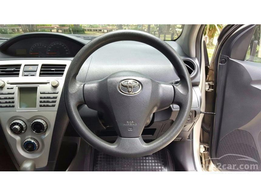 2009 Toyota Vios E Sedan