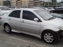 2004 Toyota Vios (ปี 02-07) E 1.5 AT Sedan