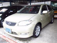 2004 Toyota Vios (ปี 02-07) S 1.5 AT Sedan