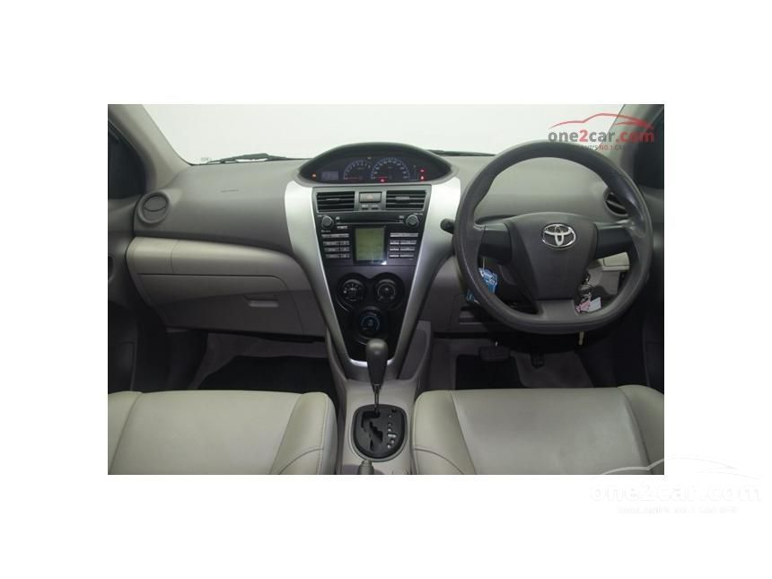 2010 Toyota Vios E Sedan