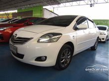 2013 Toyota Vios (ปี 07-13) ES 1.5 AT Sedan