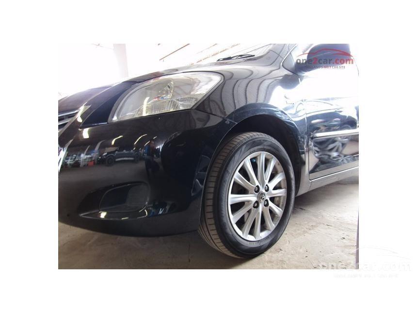 2014 Toyota Vios ES Sedan