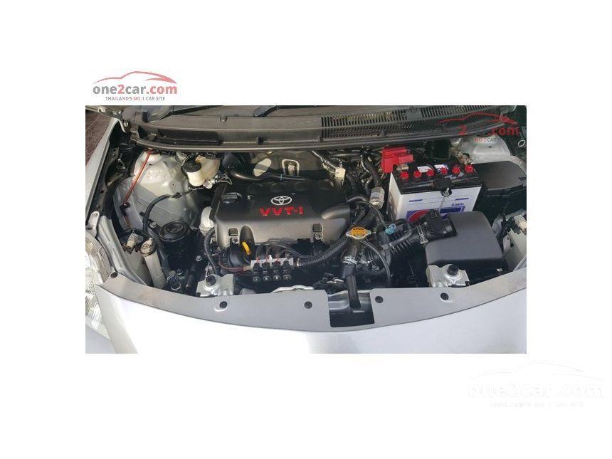 2008 Toyota Vios ES Sedan